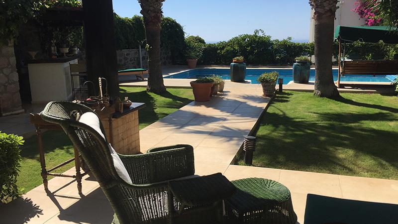 Garden Exterior Design