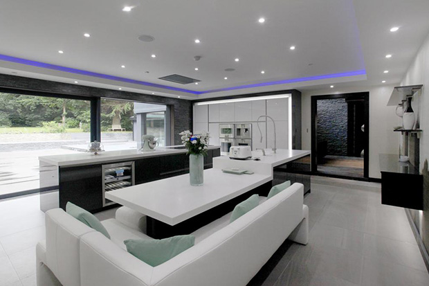Kitchen Interior Design in Manchester