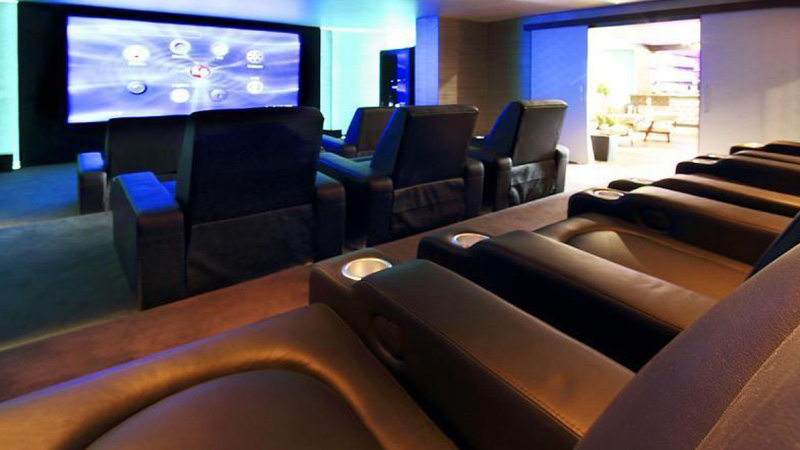 Cinema Room Design Solutions