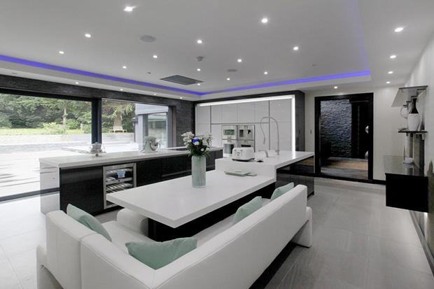 Kitchen Interior Design in Manchester