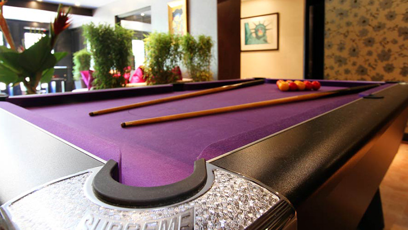 Games Room Interior Design